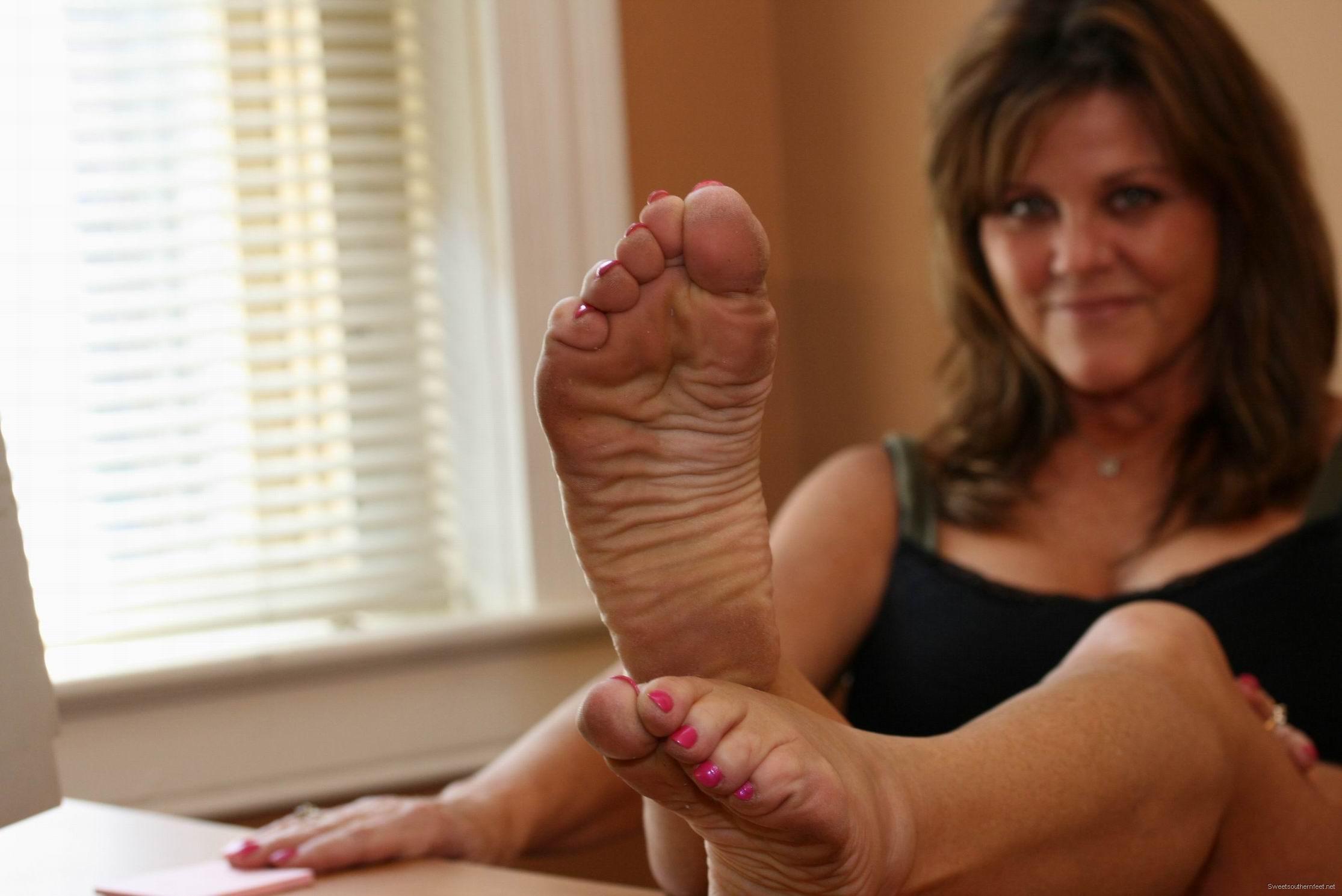 Sweet southern feet porn