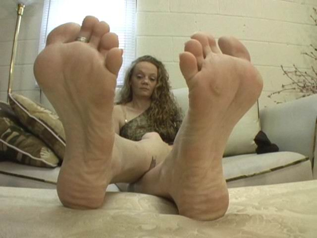 Sweet southern foot fetish